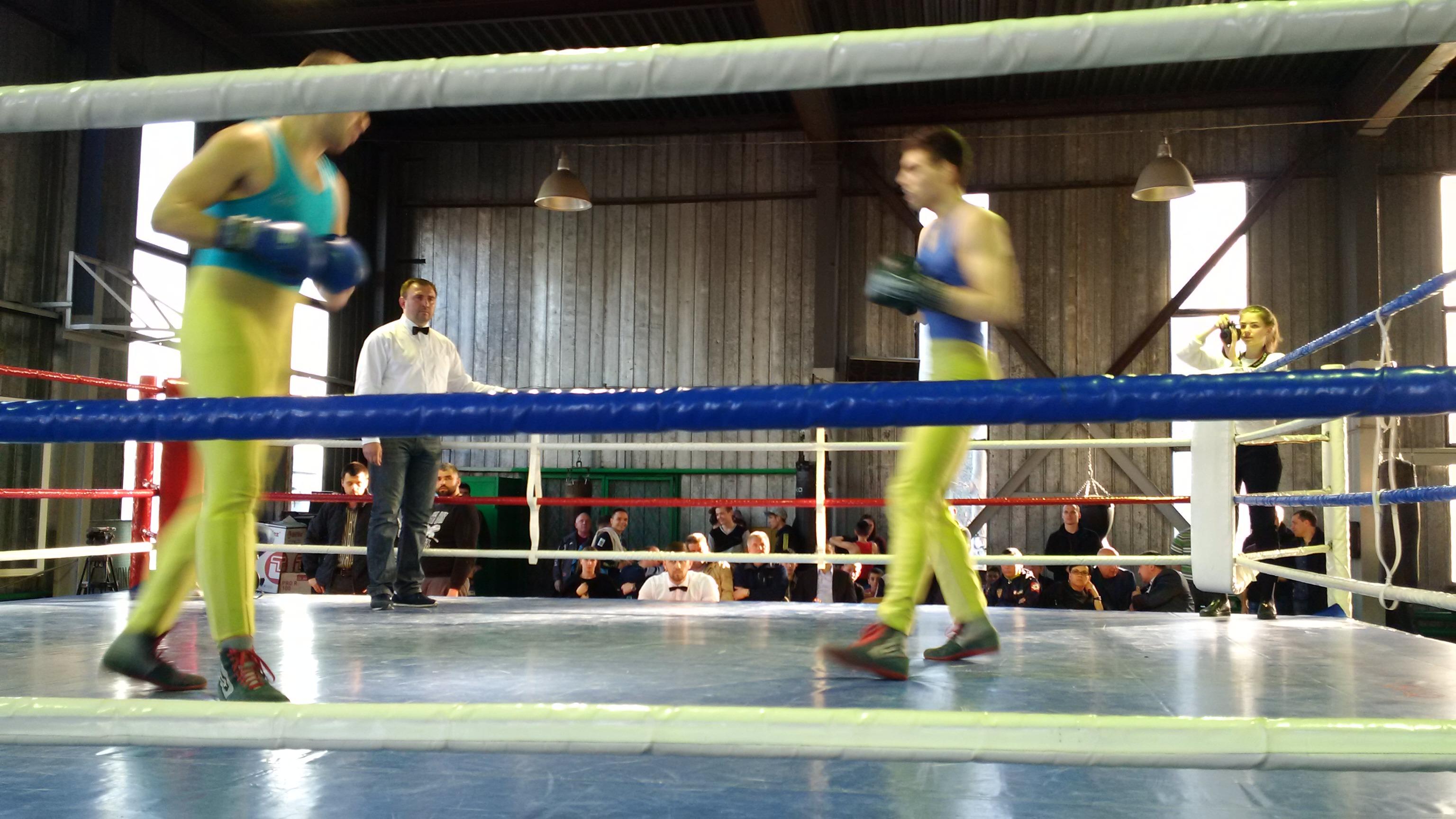 Чемпионат Украины по французскому боксу Сават