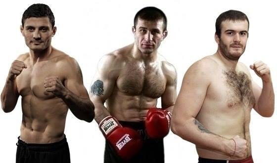 Бойцы года по версии Georgian Fighters за 2017 год