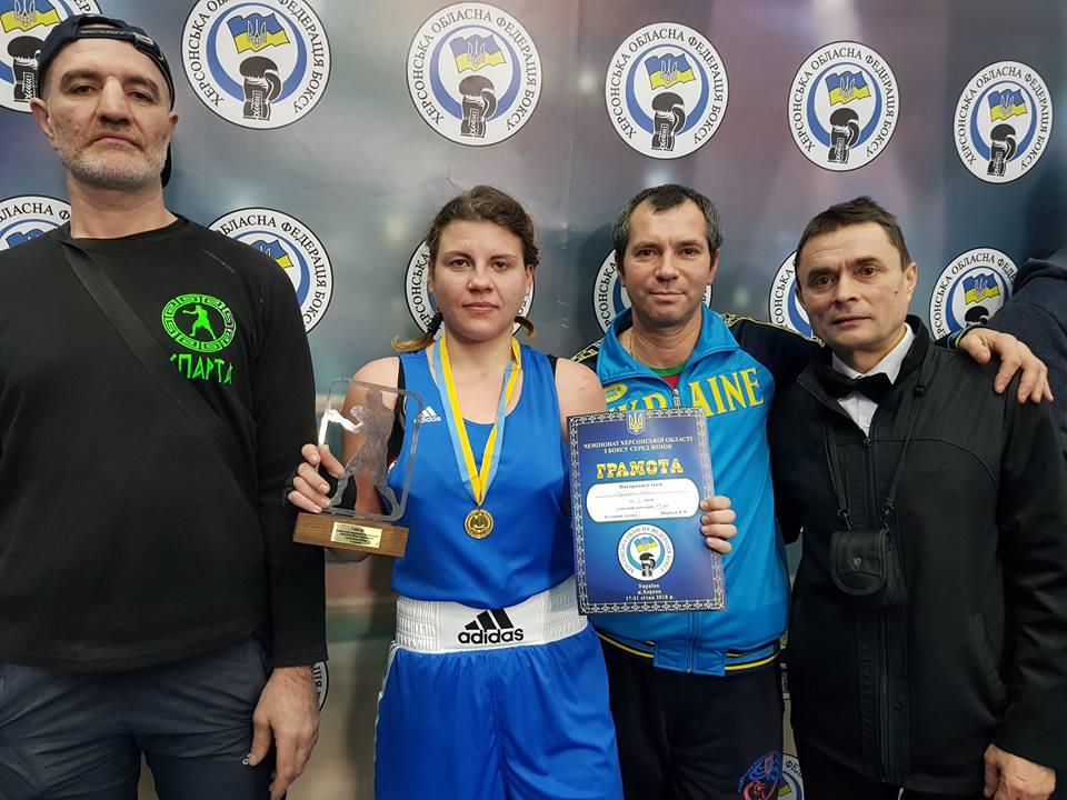 Чемпионат Украины по боксу среди женщин: сборная команда Одесской области отправляется покорять вершины