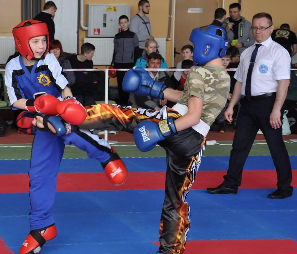 Чемпионат Одесской области по кикбоксингу: определились участники чемпионата Украины среди юниоров