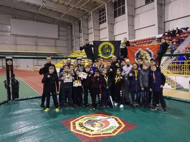 Чемпионат Украины по Козацкому двобою: сборная Одесской области привезла 11 золотых, по 8 серебряных и бронзовых наград