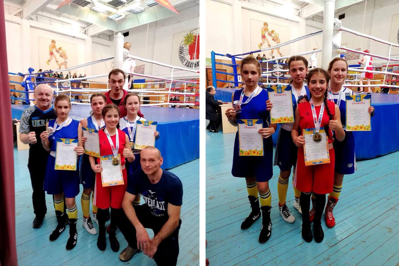 Международный женский турнир по боксу «Кубок Карпат»: одесская сборная привезла домой 7 наград, из которых 5 золотых