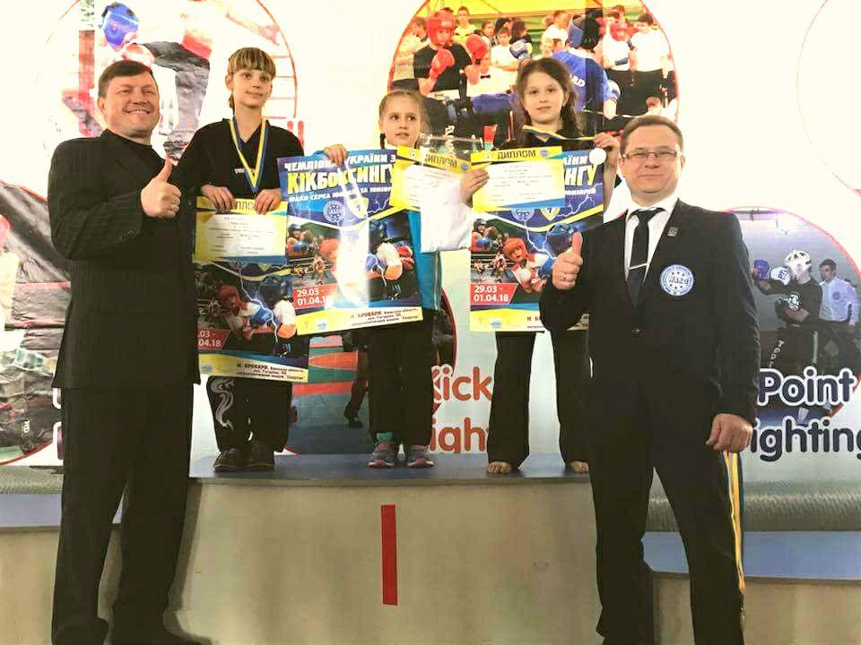 Чемпионаты Украины по кикбоксингу WAKO