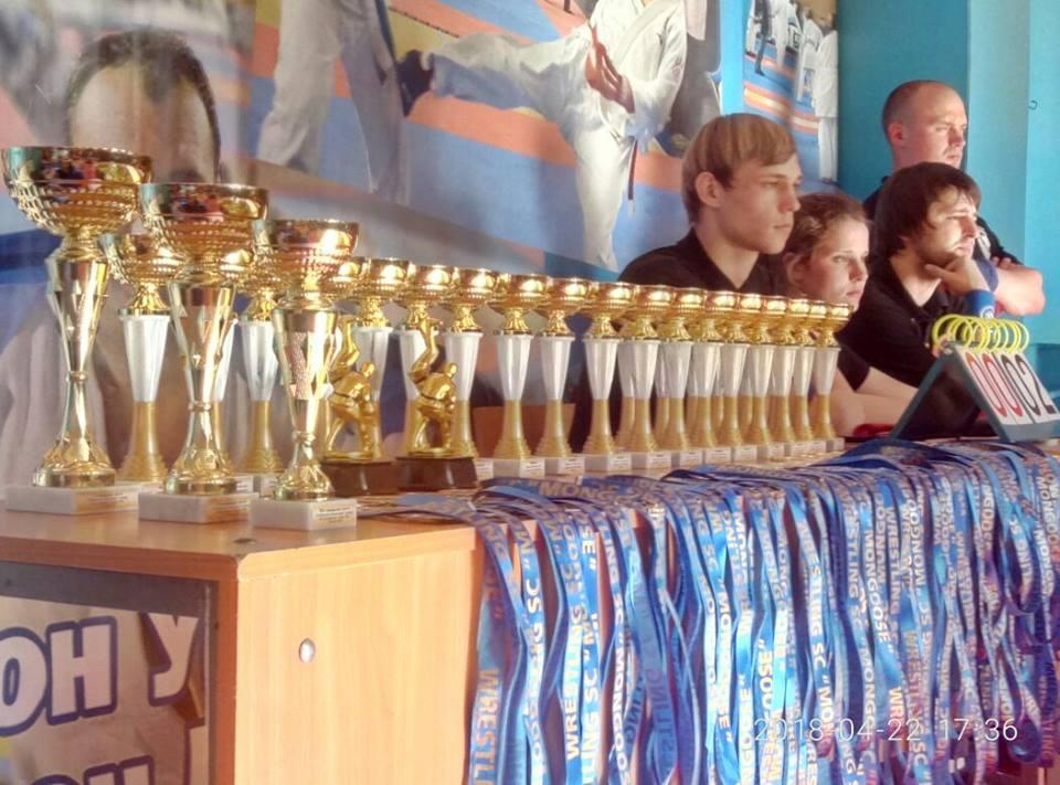 Турнир Одесской области по грэпплингу состоялся