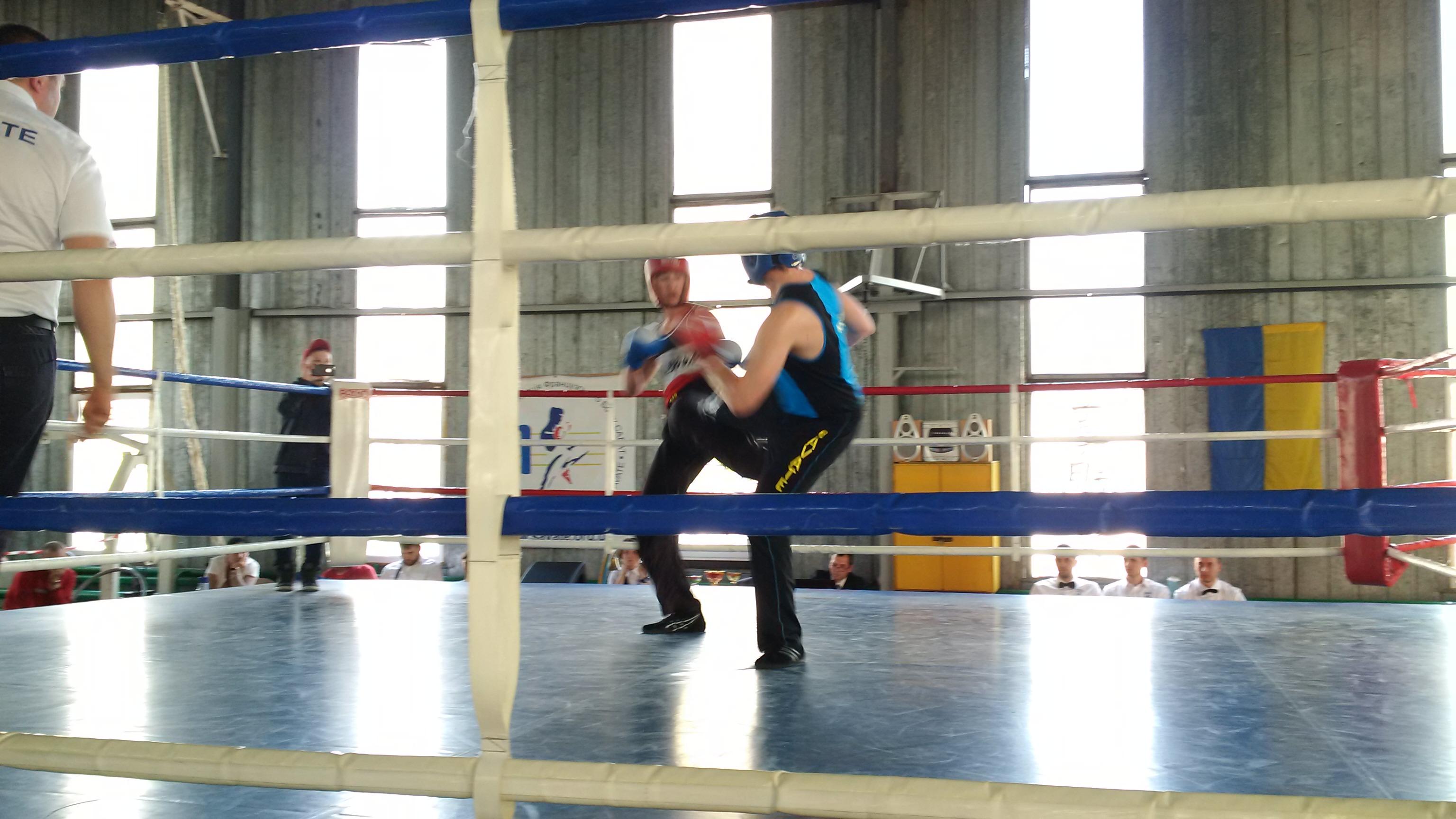 Чемпионат Украины по французскому боксу Сават прошел в Одессе