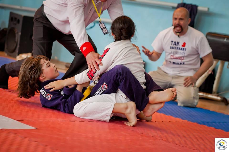 2 этап чемпионата Украины по джиу-джитсу «UKRAINE NATIONAL CHALLENGE 2018» прошел в Одессе