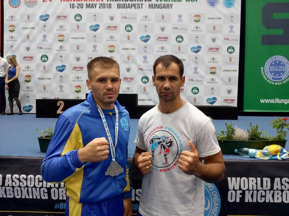 Кубок мира по кикбоксингу WAKO: спортсмены Одесской области завоевали 2 золота, 3 серебра и 2 бронзы