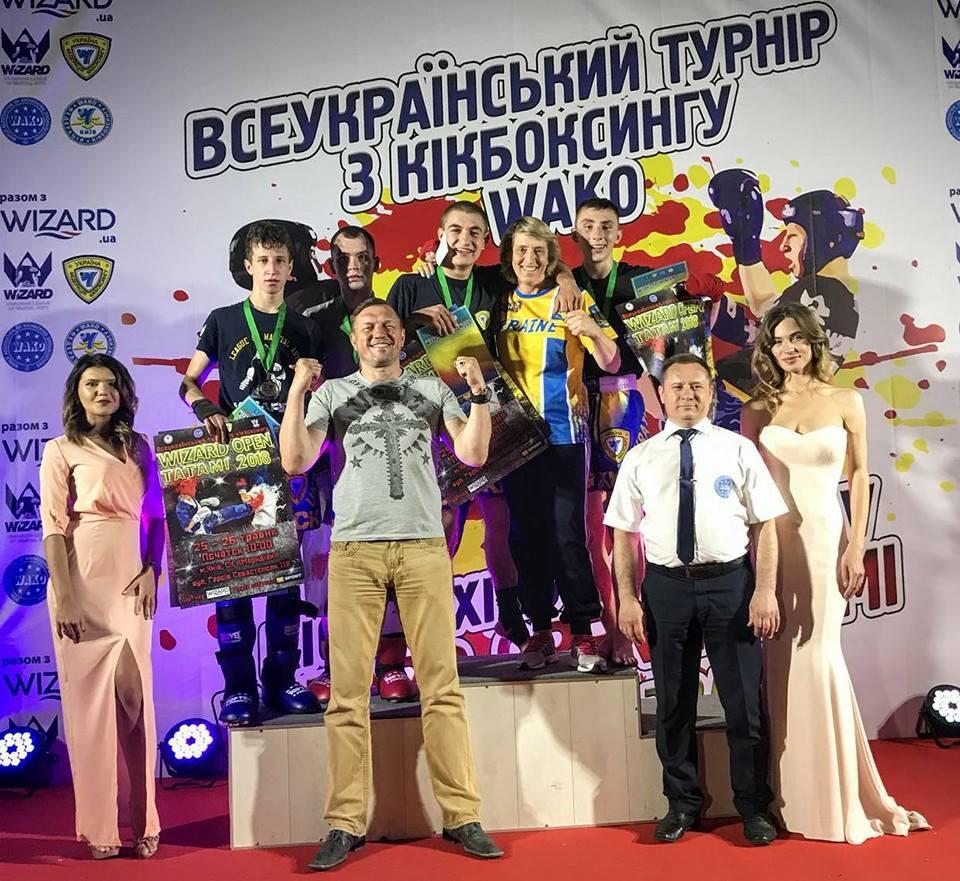 Всеукраинский турнир по кикбоксингу WAKO Wizard Open Tatami 2018: неожиданные сюрпризы