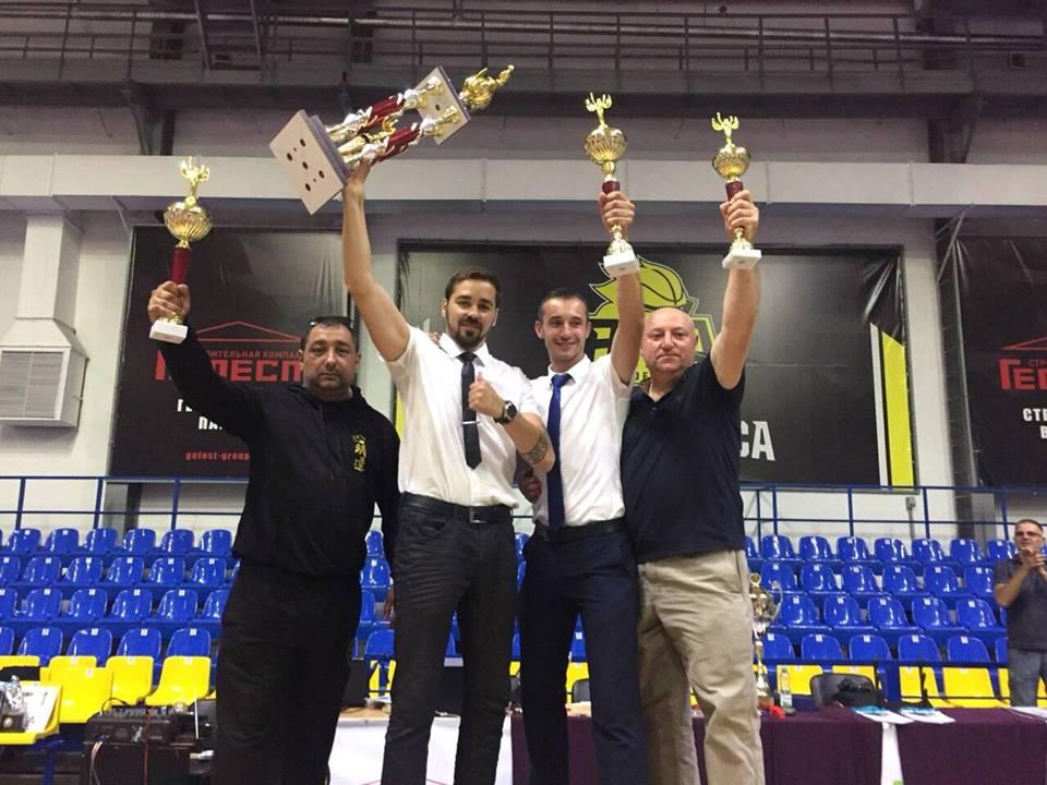 Всеукраинский Кубок Содружества по контактному каратэ, посвященный 10-летию СК «Барс» прошел в Одессе
