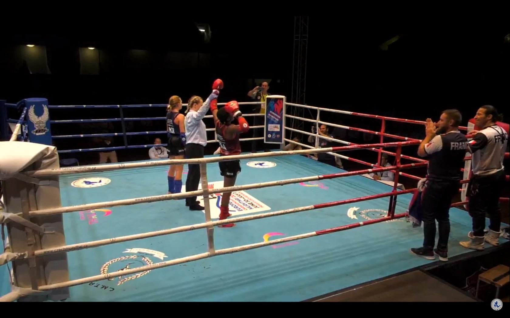 Чемпионат Европы по тайскому боксу: 7 день соревнований. +2 серебра. ВИДЕО ФИНАЛОВ У ЖЕНЩИН!