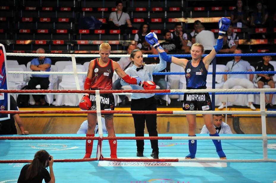 Чемпионат Европы по тайскому боксу: 4 день соревнований. +8 бронзовых наград. ВИДЕО ПОЛУФИНАЛОВ!