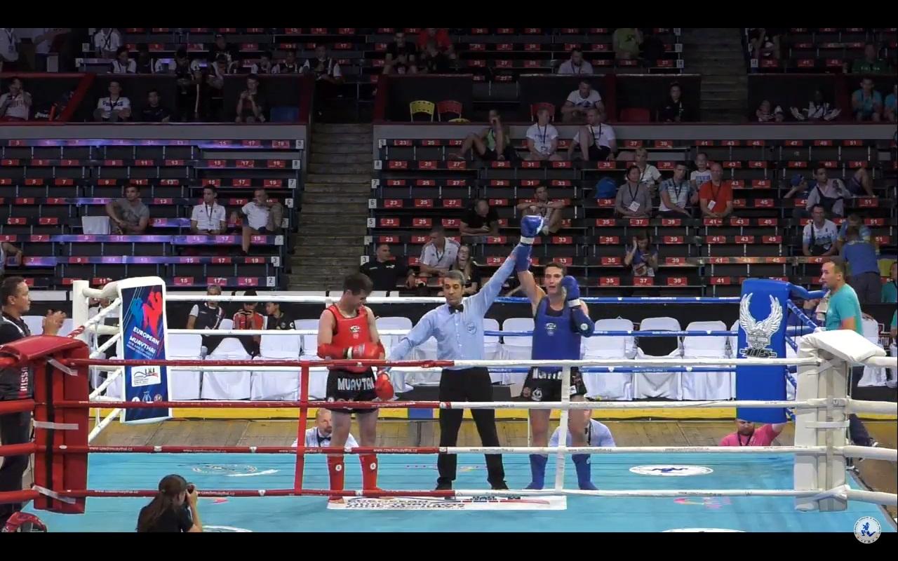 Чемпионат Европы по тайскому боксу: 5 день соревнований. +4 золотых, 1 серебряная и 1 бронзовая награды. ВИДЕО ФИНАЛОВ У ЮНИОРОВ!