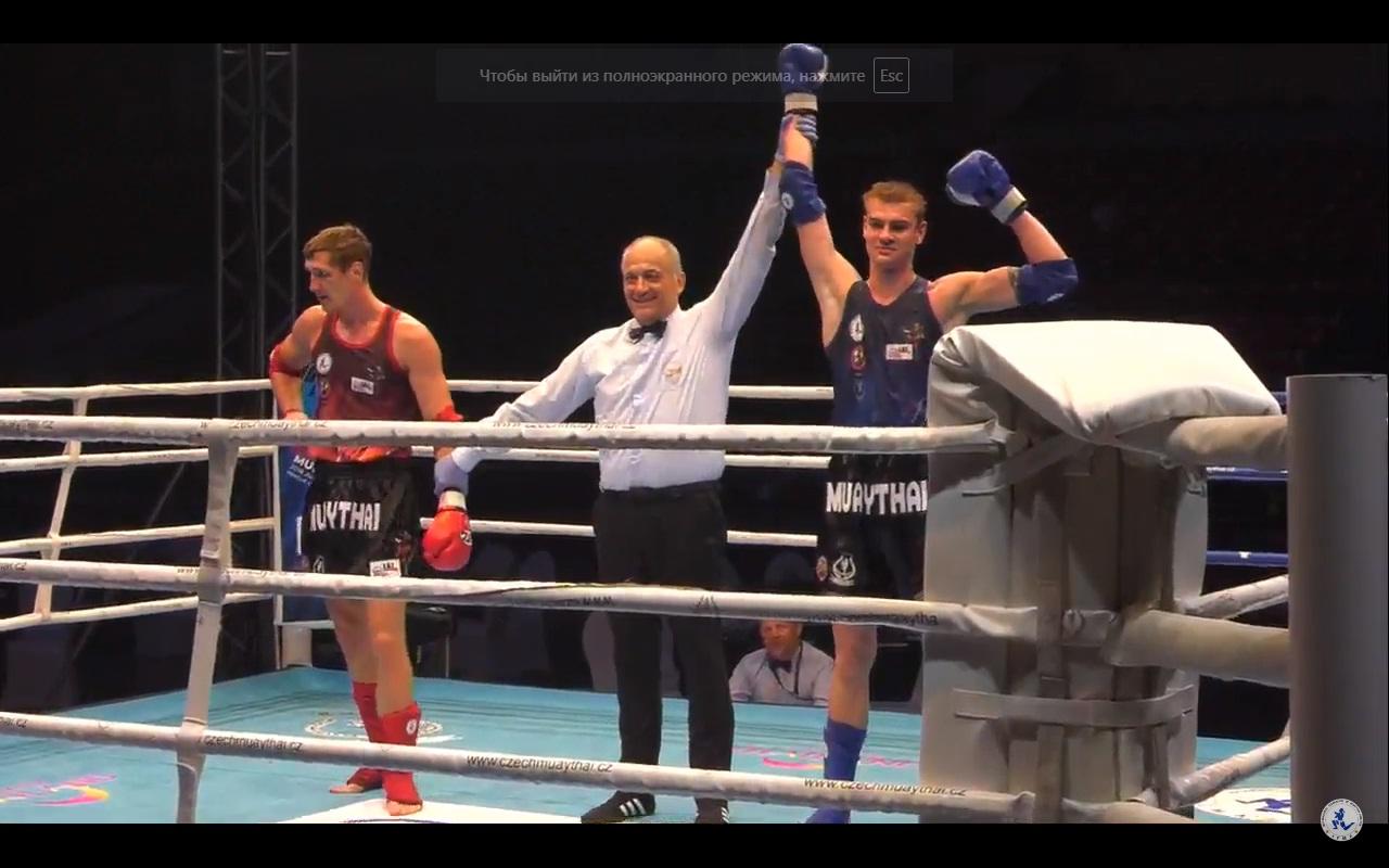 Чемпионат Европы по тайскому боксу: 6 день соревнований. +1 золото. ВИДЕО ФИНАЛОВ У МУЖЧИН!
