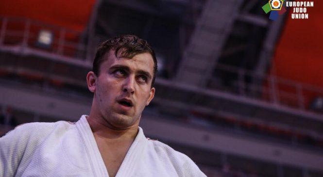 Одессит Александр Гордиенко в составе сборной Украины стал бронзовым призером командного чемпиона Европы по дзюдо