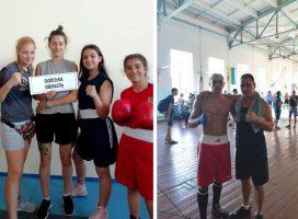 Отборочные турниры по боксу среди юниоров и женщин