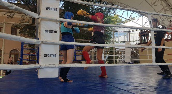 Кубок «Черного моря» по таиландскому боксу. День 1: открытие