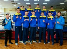 Одессит Максим Молодан отправился на чемпионат мира по боксу среди молодежи