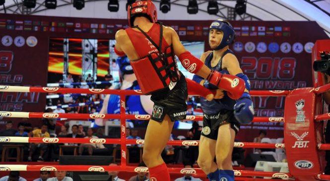 Чемпионат мира по тайскому боксу среди юниоров: украинские спортсмены прорываются в финалы и полуфиналы