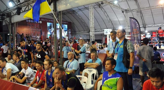 Чемпионат мира по тайскому боксу среди юниоров: 7 украинцев в финалах + 1 бронза