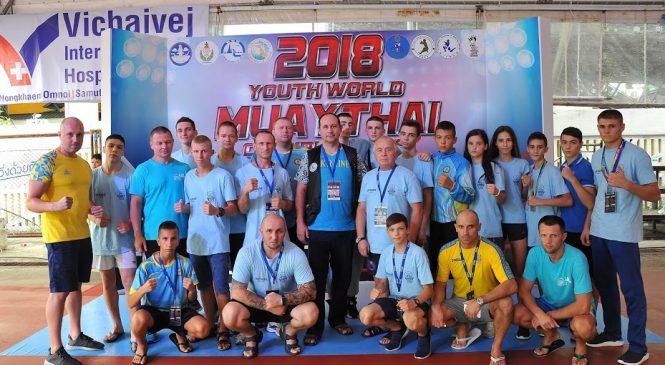 Чемпионат мира по тайскому боксу среди юниоров: 3 золота, 4 серебра и 1 бронза. ВИДЕО ФИНАЛОВ