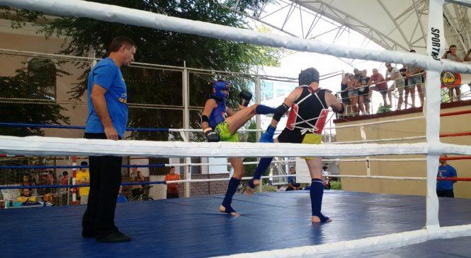 Кубок «Черного моря» по таиландскому боксу. День 2: полуфиналы.ВИДЕО!