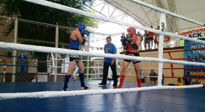 Кубок «Черного моря» по таиландскому боксу. День 3: финалы. ВИДЕО