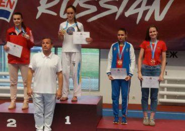 Одесситка Юлиана Липатова стала чемпионкой международного турнира «Russia Open 2018 – World Taekwondo – G-1»