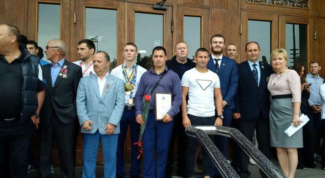 День физкультуры и спорта отметили в Одессе