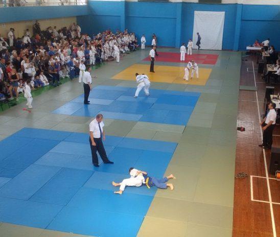 Всеукраинский турнир по дзюдо памяти Заслуженного тренера Украины Анатолия Матюшенко прошел в Одессе