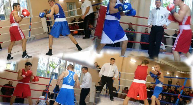 Чемпионат Одесской области по боксу: финалы среди элиты ВИДЕО