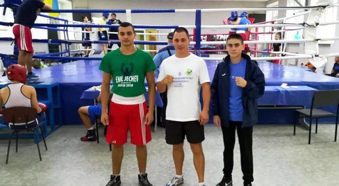 «Настроение боевое»: 2 одессита в составе сборной отправилась на международный турнир по боксу