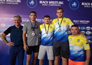 Пляжная борьба: одесситы привезли 3 медали с чемпионата мира + в Одессе в 2019 впервые пройдет рейтинговый турнир