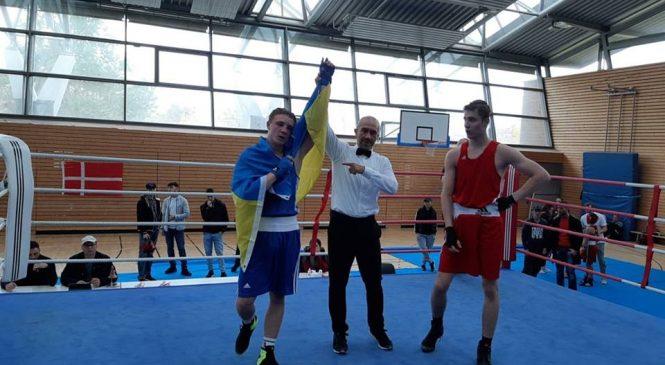 Международный турнир по боксу «Кубок Берлина»: Максим Молодан стал чемпионом