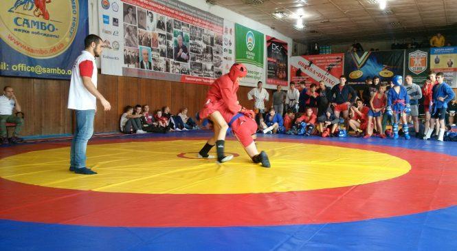 Кубок Одесской области по боевому самбо: сборная команда уже сформирована. ВИДЕО!