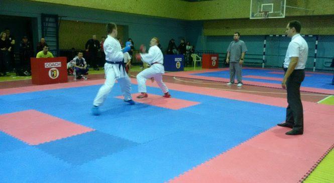 Чемпионат Одесской области по каратэ состоялся. ВИДЕО!