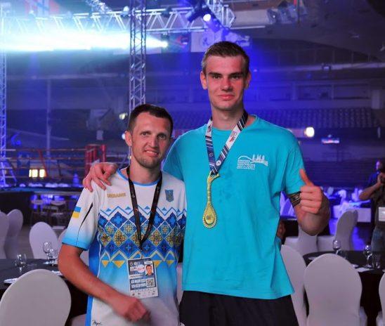 «Надо сразу же идти в спортзал и работать над собой, даже если выиграл», – уверены одесситы Анатолий Суханов и Максим Дубов