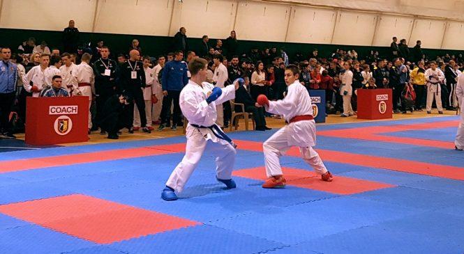 Чемпионат Украины по каратэ ВПЕРВЫЕ в Одессе