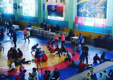 Чемпионат Украины по вольной борьбе среди юношей и девушек: одесситы завоевали 8 медалей