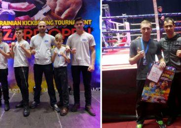 Все спортсмены Одесской области привезли медали с Международного турнира по кикбоксингу Wizard Open Ring 2018