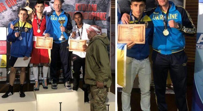 Одесский боксер Майк Стиценко стал победителем международного турнира в Греции, а Артур Бадалян – бронзовым призером