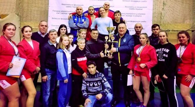 5 золотых медалей и 2 общекомандное место ВПЕРВЫЕ (!) у одесситов на чемпионате Украины по самбо + итоги 2018 года
