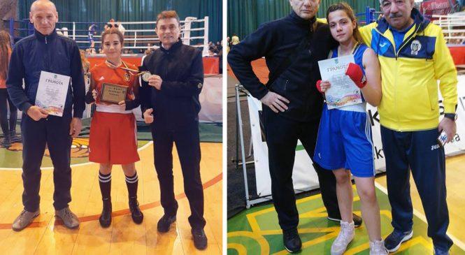 2 золота и 1 бронзу привезли одесситки с чемпионата Украины среди женщин до 22 лет