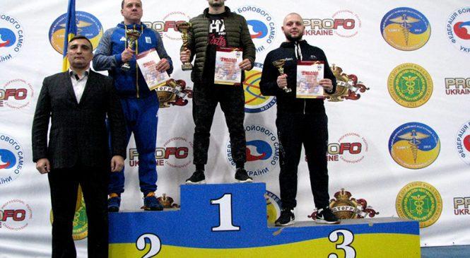 Кубок Украины по боевому самбо среди юношей: одесситы заняли 1 общекомандное место