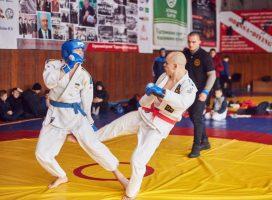 Впервые в истории Одесского региона прошел чемпионат области по Комбат Дзю-Дзюцу