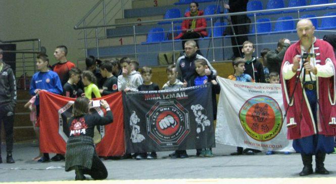 52 награды завоевали спортсмены Одесской области на чемпионате мира по «Козацькому двобою»