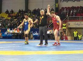 Одесситы в составе сборной Украины приняли участие в клубном чемпионате мира по вольной борьбе