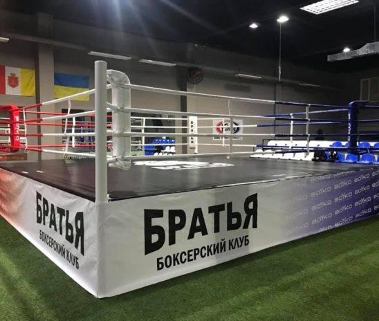 В Одессе состоялось открытие нового боксерского клуба «Братья»
