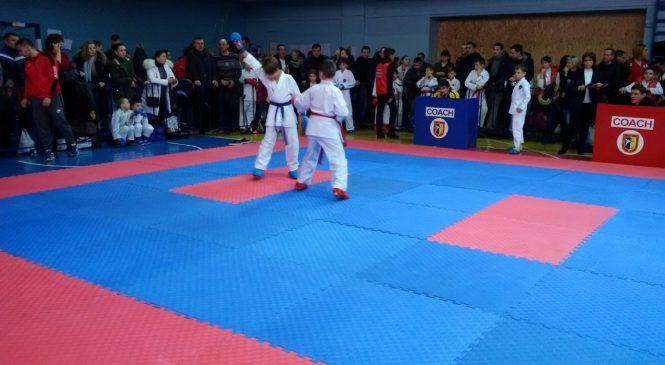Чемпионат Высшей Лиги каратэ провела Одесская областная федерация каратэ WKF
