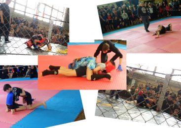 Чемпионат Одесской области по смешанным единоборствам ММА и турнир по грепплингу Luta Livre Esportiva прошли в Одессе