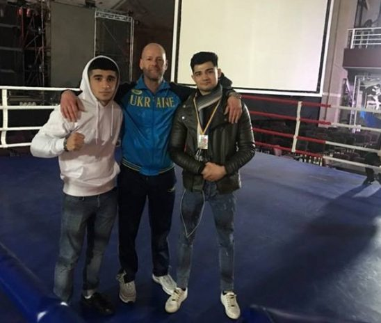 Одесский боксер Майк Стиценко стал вице-чемпионом Всеукраинского турнира